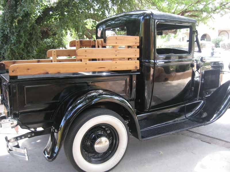 stakes for 1930 ford model a truck parts - Google Search | Eclectic ...