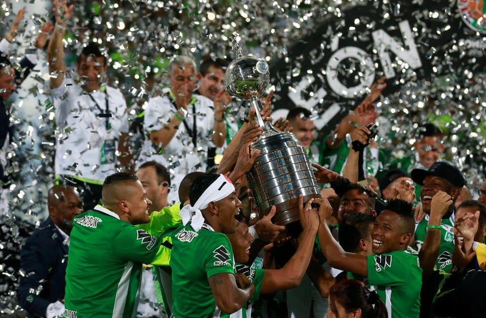 Atlético Nacional passa europeus e lidera ranking da IFFHS