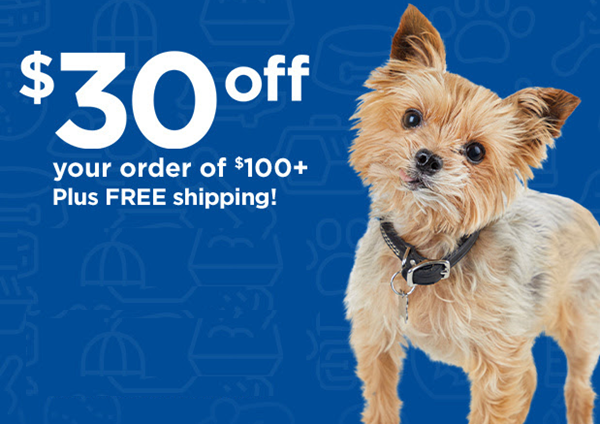 Petco Coupon Code For 30 Off Free Shipping Stacks On Sale Items In 2020 Petco Food Animals Promo Coupon