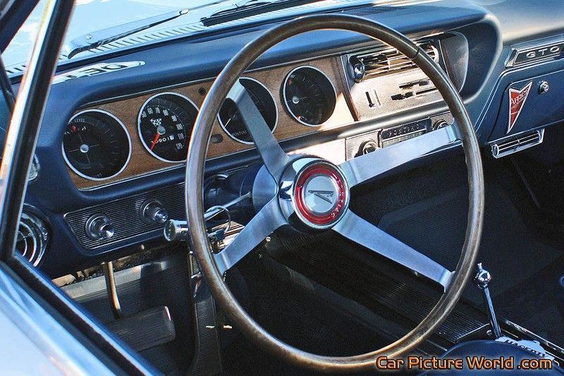 1965 Gto Dash Picture 800 By 533 Pontiac 1965 Pontiac Gto