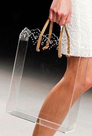 The Perspex Bag Trend: Shop Six High Street Favorites