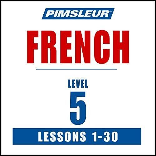 Pimsleur French Level 5 free download   Onhax DL   Pimsleur