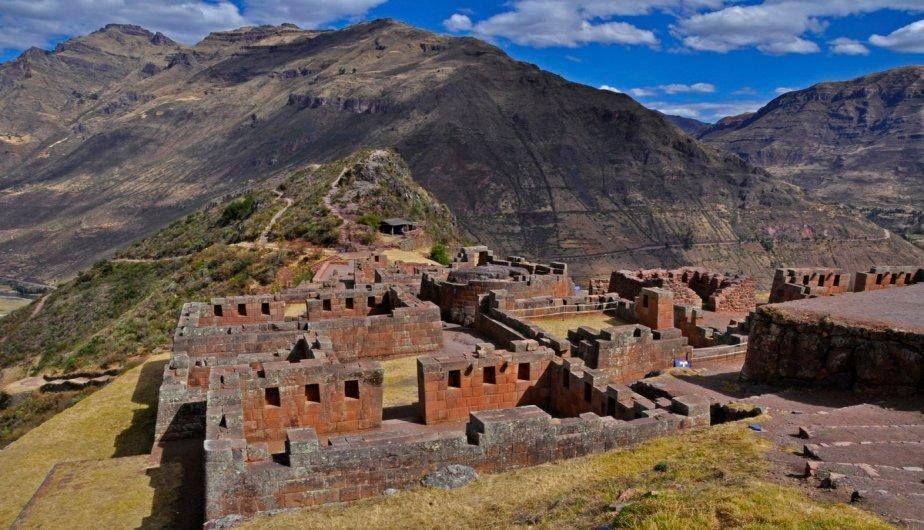Ruinas del valle sagrado de los incas