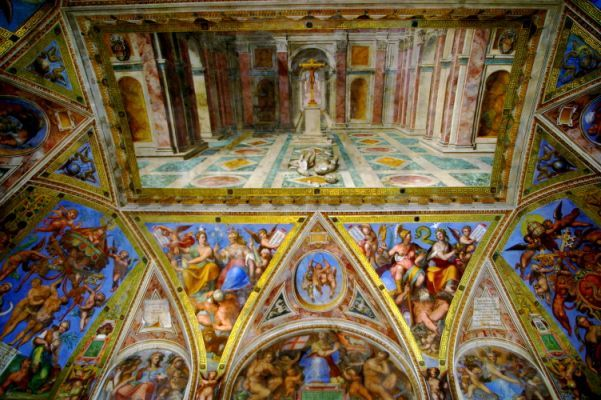 ... : The Vatican Museums – Masterpieces