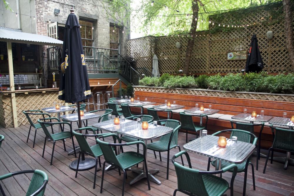 backyard restaurant ideas - Google Search | Outdoor brunch ...