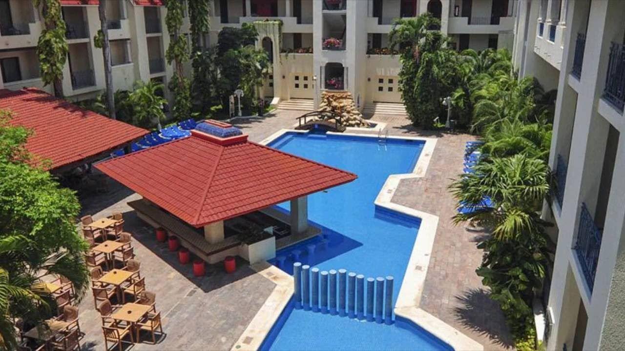 Adhara Hacienda Cancun Hotel Adhara Hacienda Cancun A Stimulating Change From The Street On