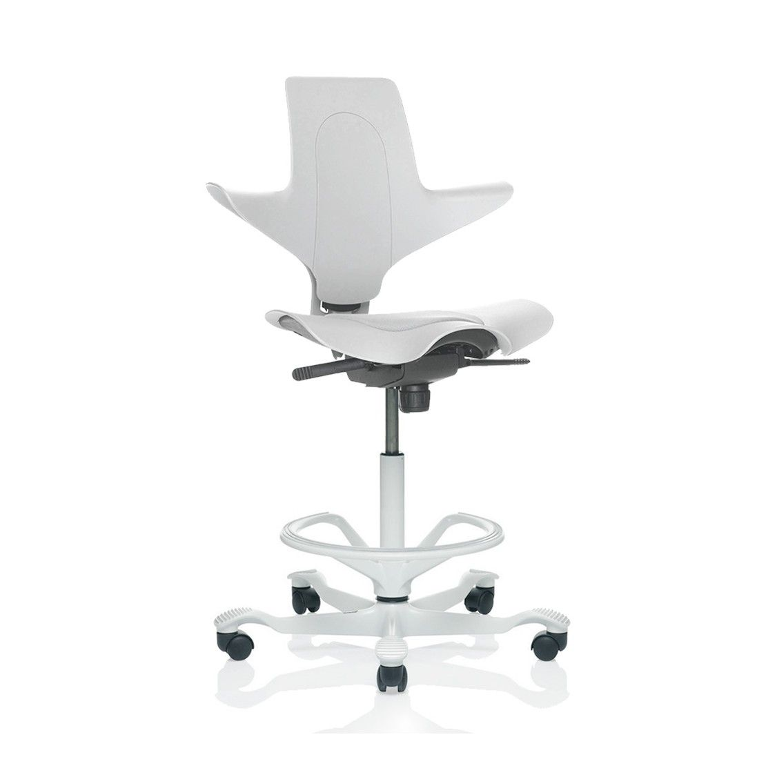 Ergonomic Puls Lab Chair By HAG Capisco