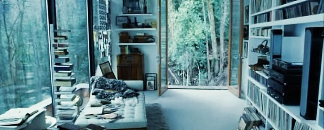 edward cullen room. i want my room to look like this.