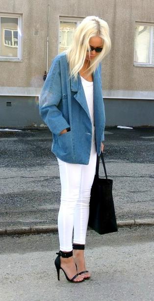 jeans + shoes