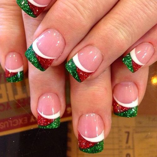 Best Christmas Nails For 2018 64 Trending Christmas Nail Designs