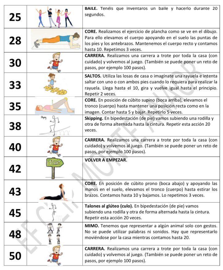 Twitter Trabajo Educacion Fisica Ejercicios De Educacion Fisica Actividades Educacion Fisica