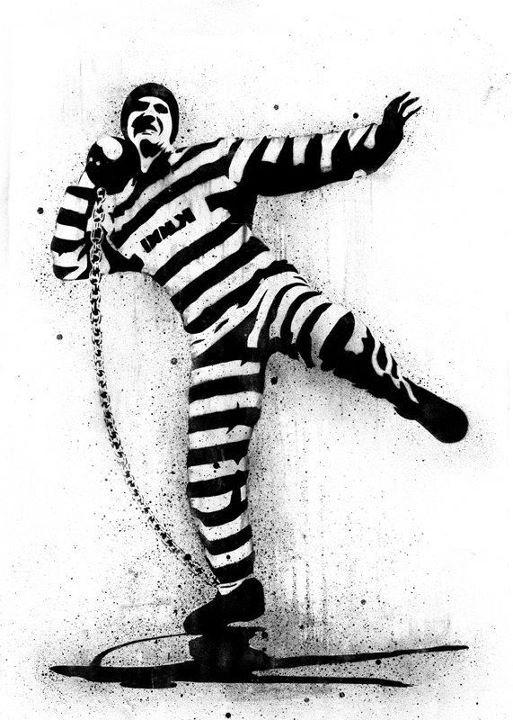 Prisoner pinned with #Bazaart - www.bazaart.me