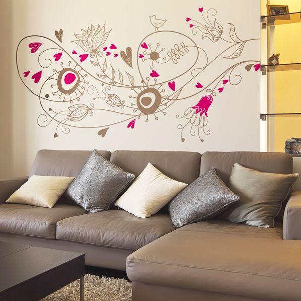 Pin de papeles pintados en nuevos vinilos decorativos - Papeles pintados y vinilos ...