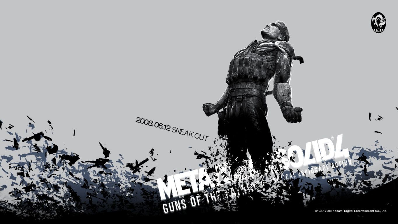 games wallpapers: metal gear solid wallpapers ~ celwall | *epic