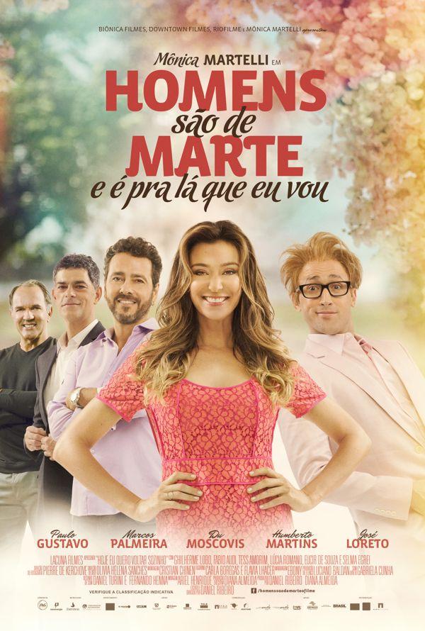 Homens Sao De Marte E E Pra La Que Eu Vou Cinema Brasileiro