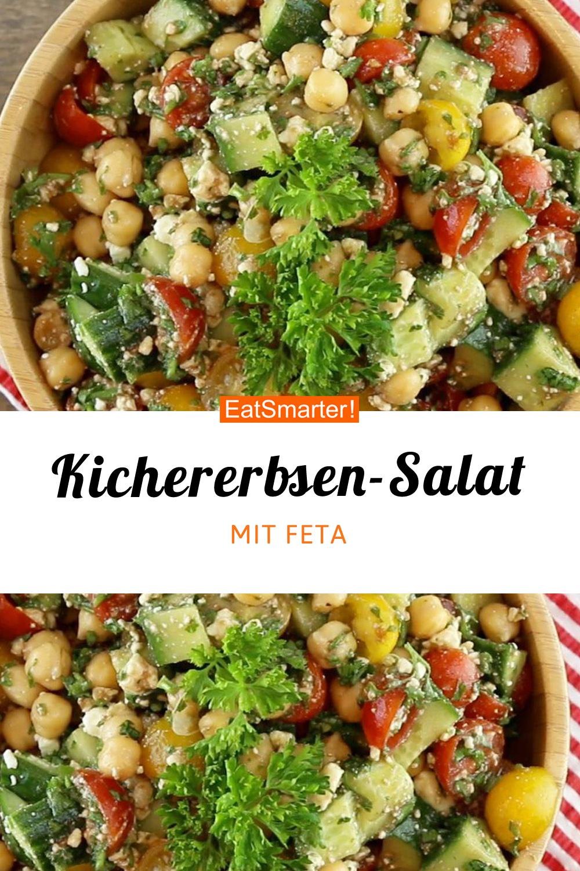 Photo of Chickpea Feta Salad