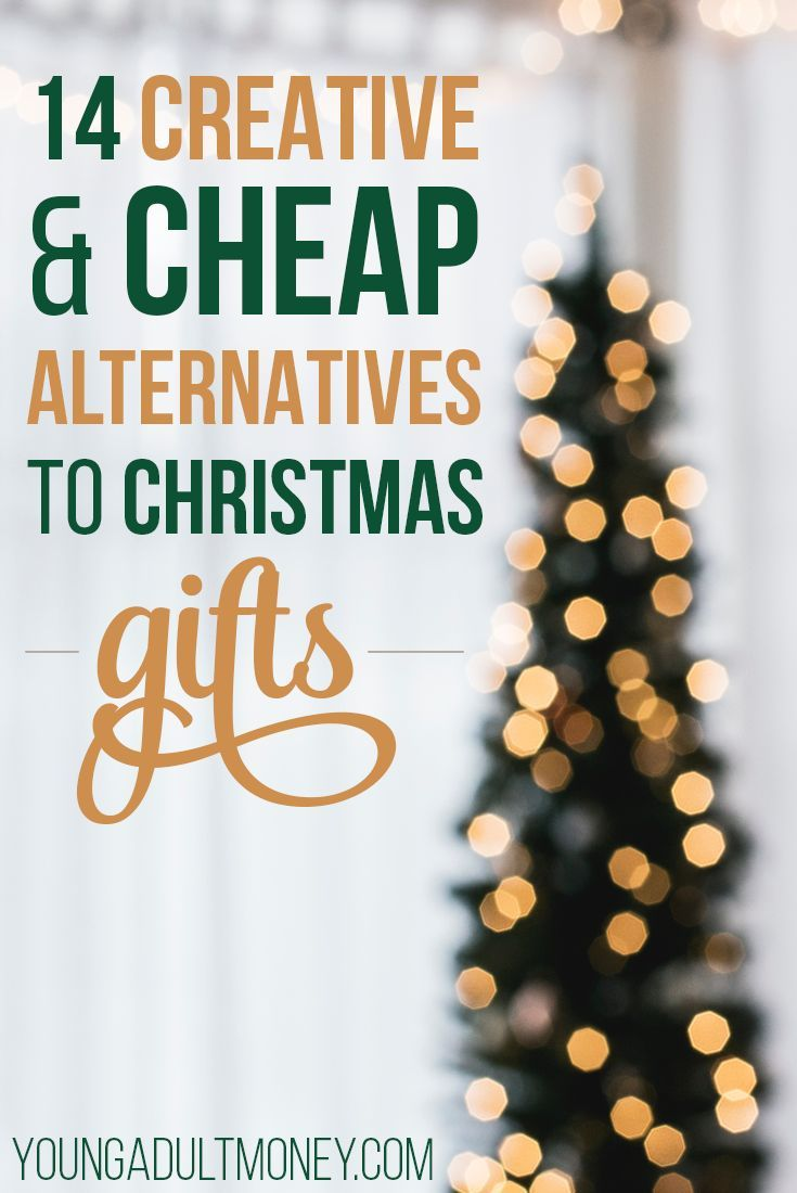 14 Creative and Cheap Alternatives to Christmas Gifts | Christmas ...