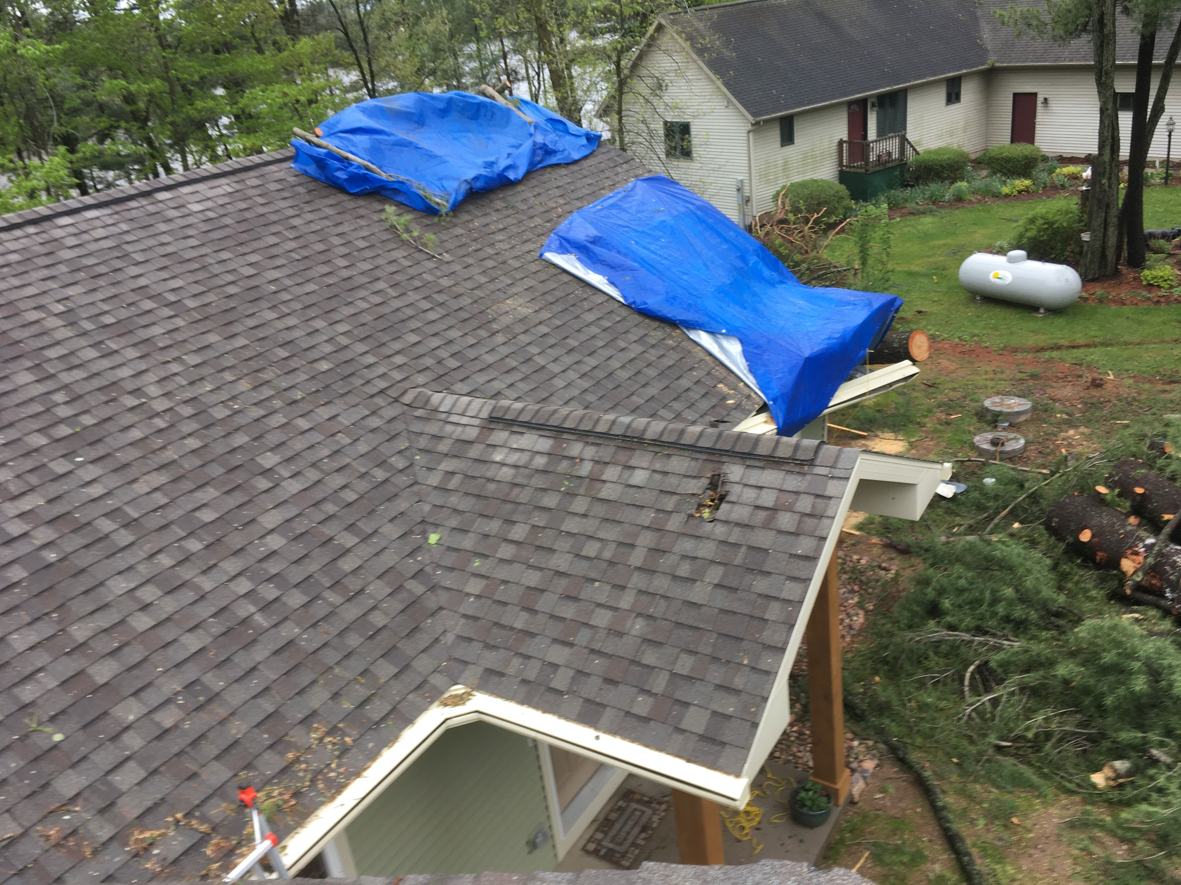 Partnering With A Storm Chasing Contractor Can Have Detrimental Consequences For The Homeowner Including Incomplete Work A Voided Ro Storm Homeowner Chaser