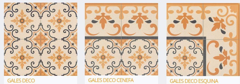 Carrelage Style Ancien Jaune Orange Gales 44x44 Cm A L Ancienne