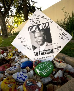 Photo of Nelson Mandela, Death, Dishonesty and Denial – Guardian Liberty Voice