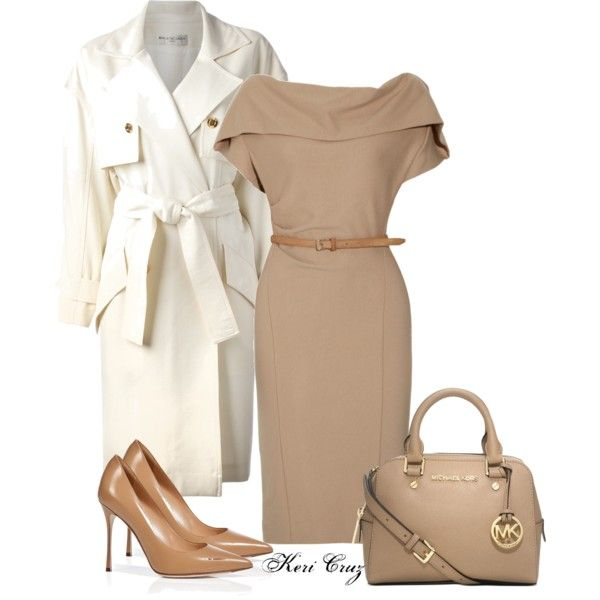 Classy ambition, created by keri-cruz on Polyvore