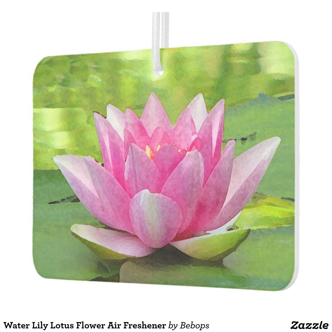 Water lily lotus flower air freshener those amazing products water lily lotus flower air freshener izmirmasajfo