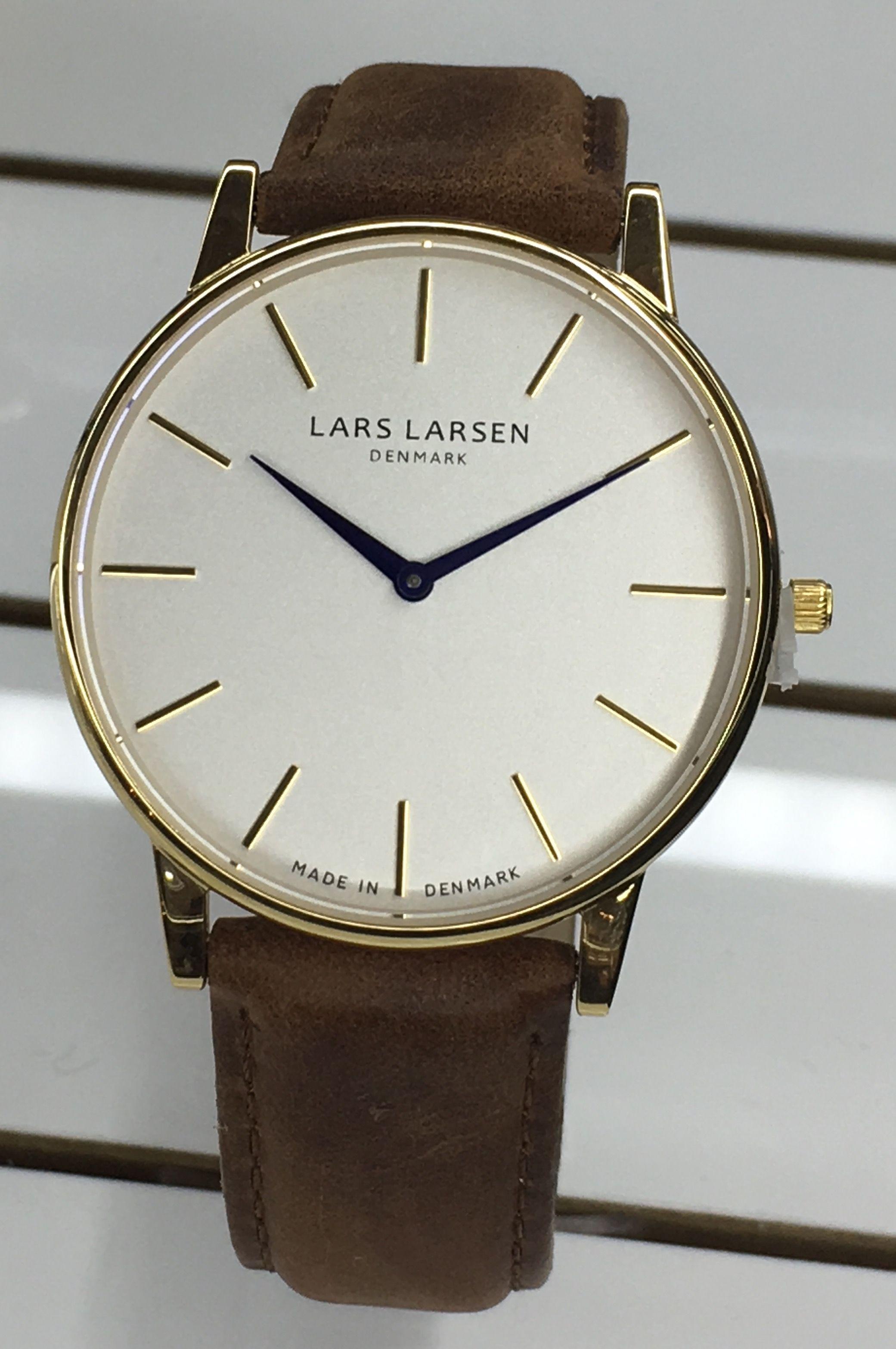 Pin by GAMSA on Lars Larsen Watches | Pinterest