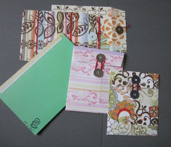 So Kawaii!!! I love Krist's stationary!! Check out her Etsy shop:)
