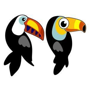 Toco Toucan Svg Cuttable Files Toco Toucan Toucan Bird Toucans