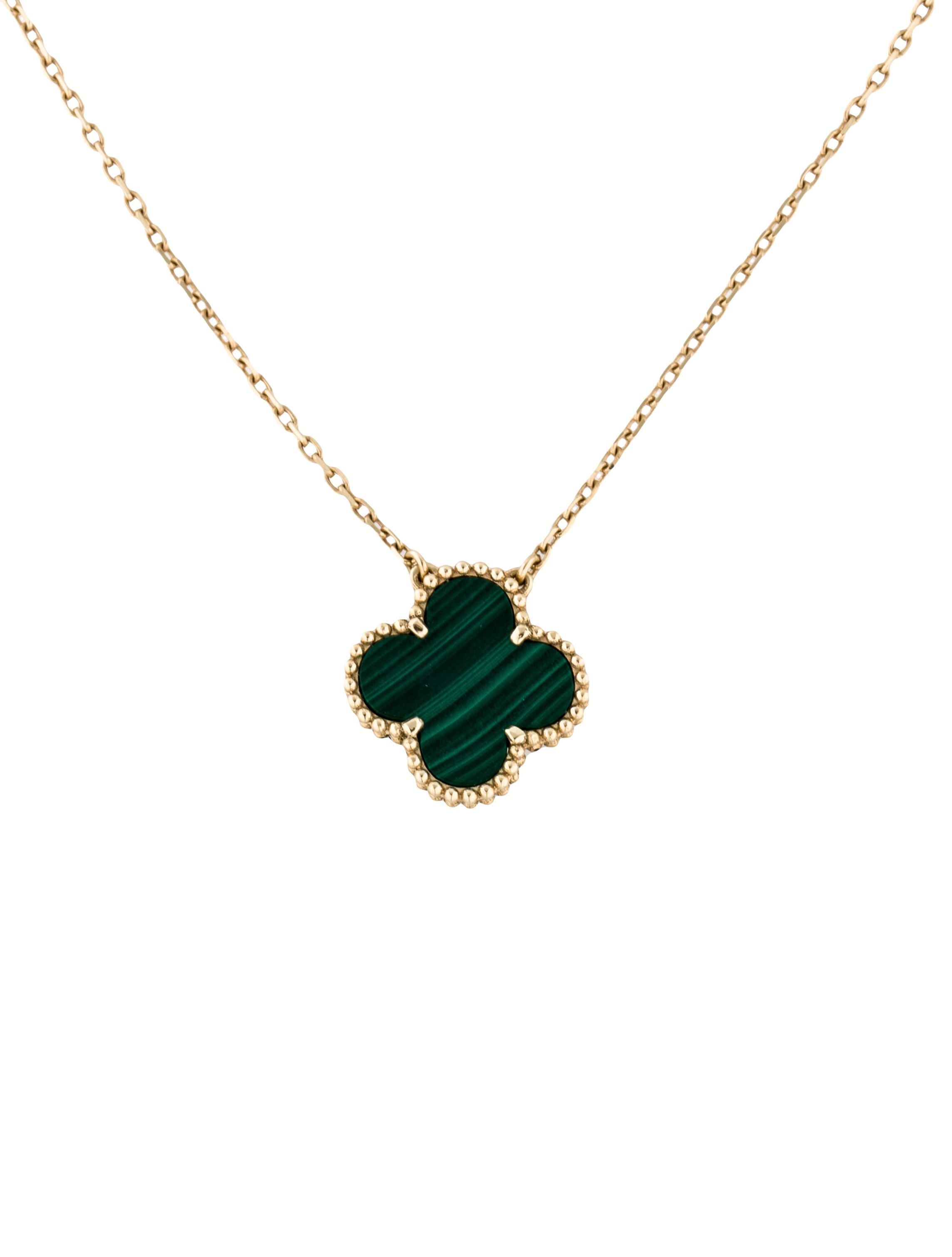 alhambra muse pendant fashions arpels van sweet cleef products necklace image
