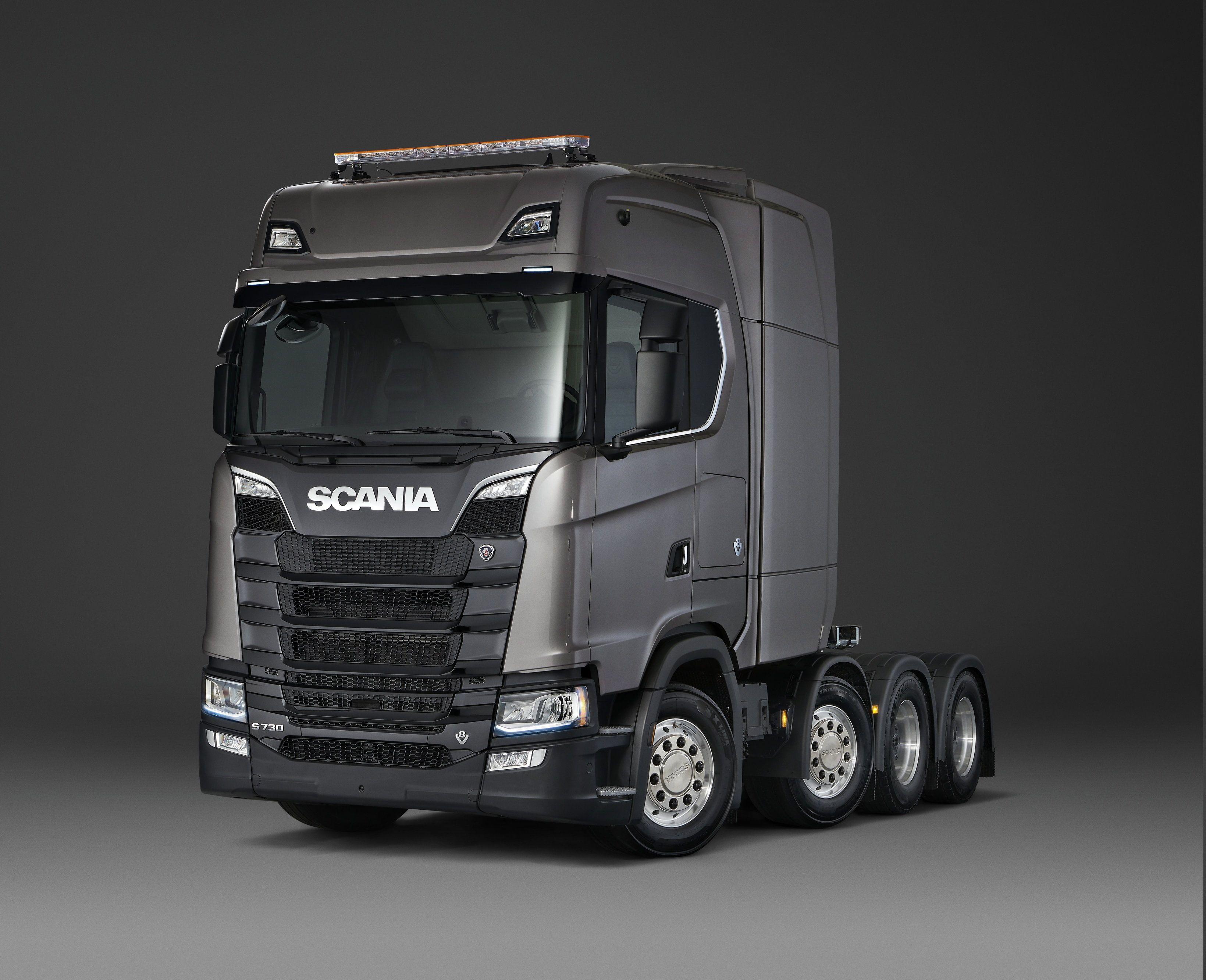 2017 730 Highline Scania 2k Wallpaper Hdwallpaper Desktop Trucks Big Trucks New Trucks