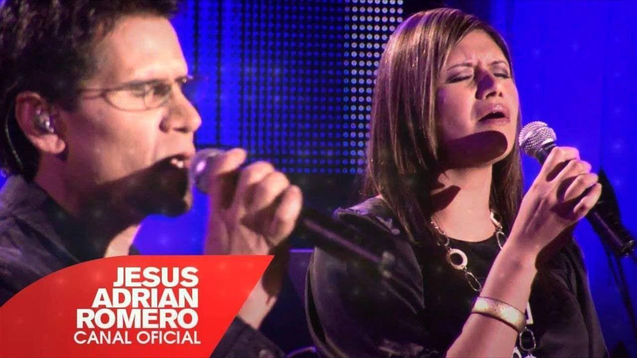 Tú Estás Aquí Jesús Adrián Romero Feat Marcela Gándara Video Oficial En 2020 Jesus Adrian Romero Musica Cristiana Para Escuchar Musica Cristiana