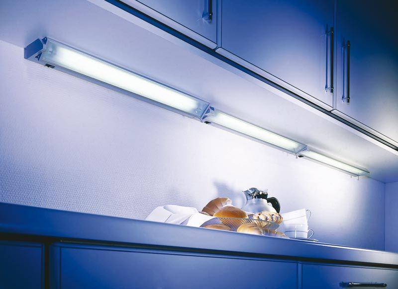 Langfeld-Unterbauleuchte Aimie Nordsee Küchen Beleuchtung - unterbauleuchten küche led
