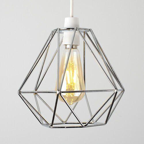 Carnegie 20cm Metal Novelty Lamp Shade Borough Wharf Colour