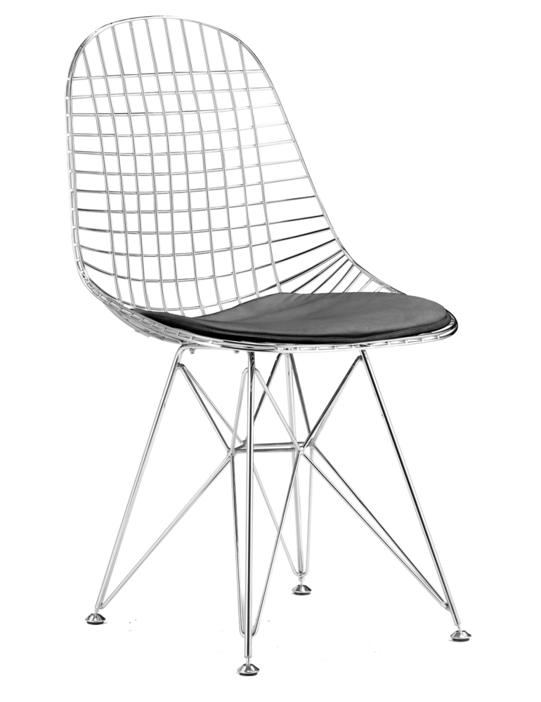 An Icon Of Mid Century Modern The Mesh Dining Chair Comes