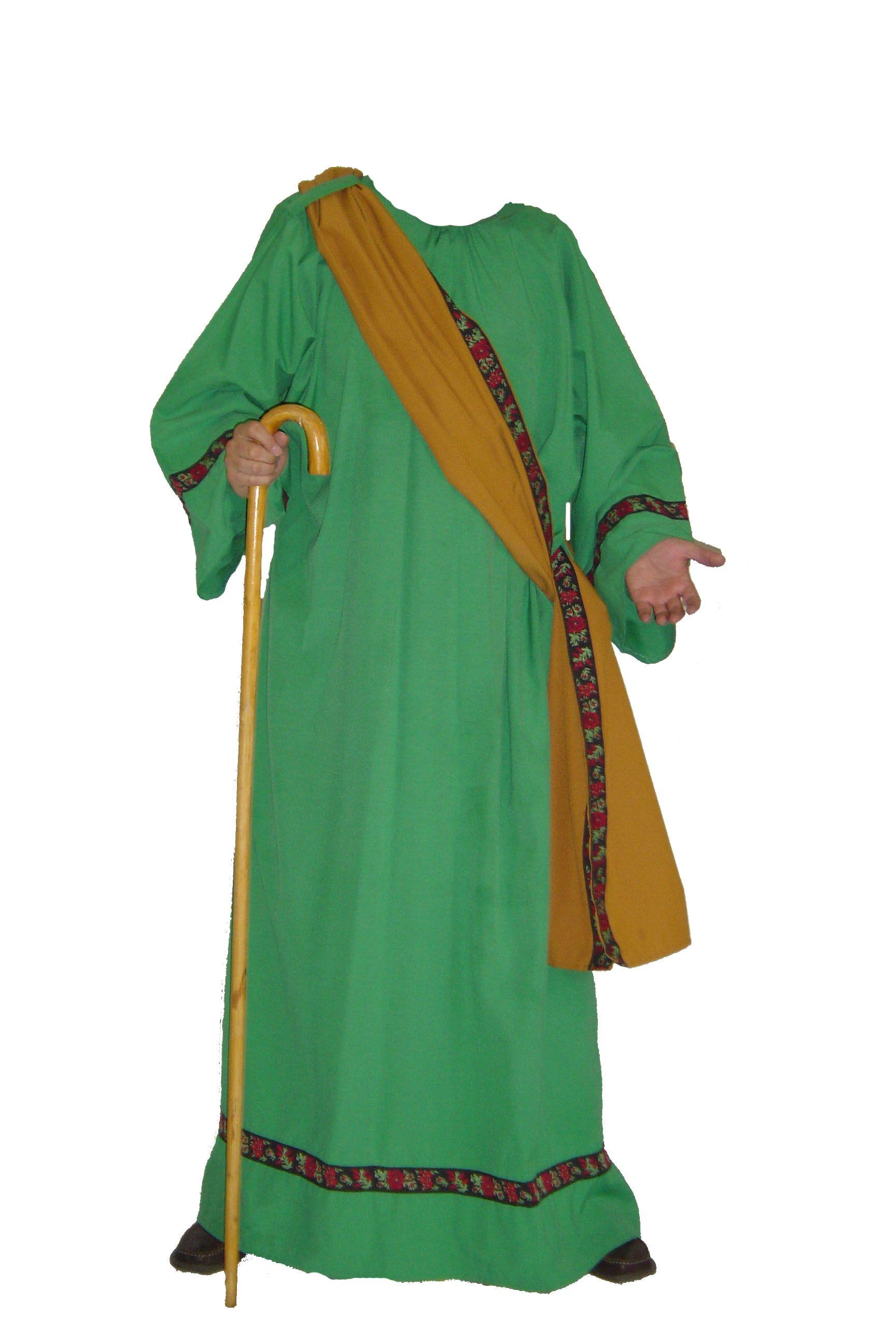 Kids Biblical Shepherd Costume Boys Christmas Clothing Impulse