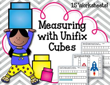Mathematics With Unifix Cubes - Kindergarten (047284) Details ...