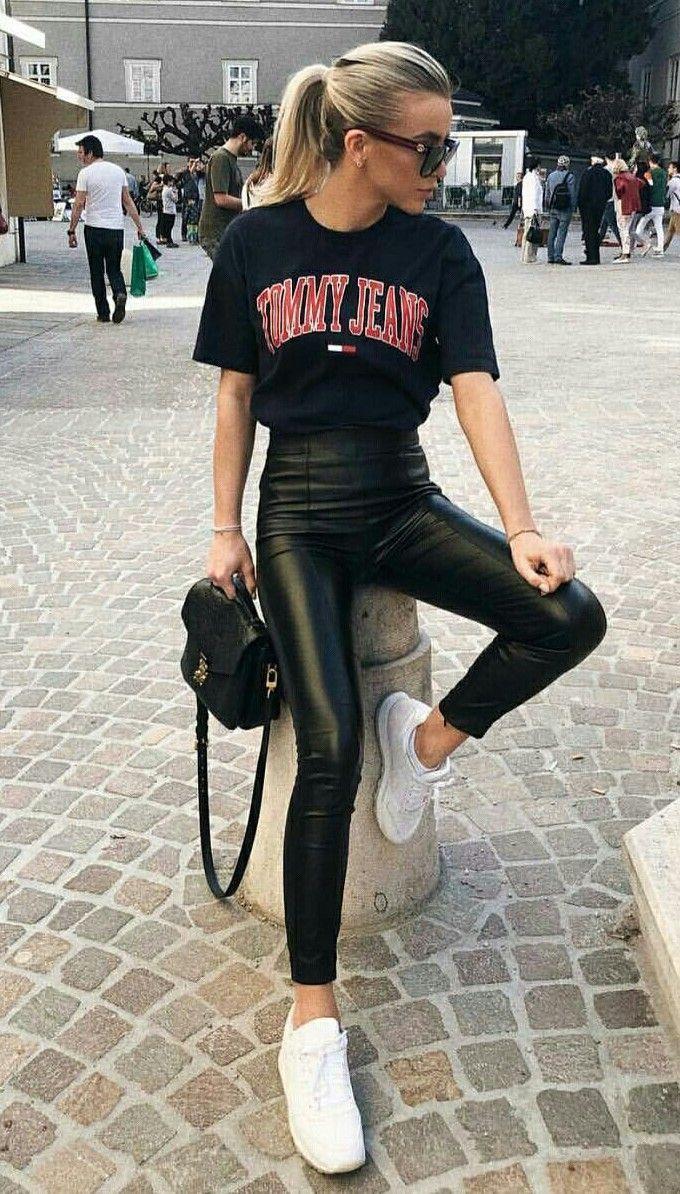 Como usar tênis fitness fora da academia no dia a dia #tenis #tenisfitness #moda #estilo #tendência #fashion #fashionblog #modamujer