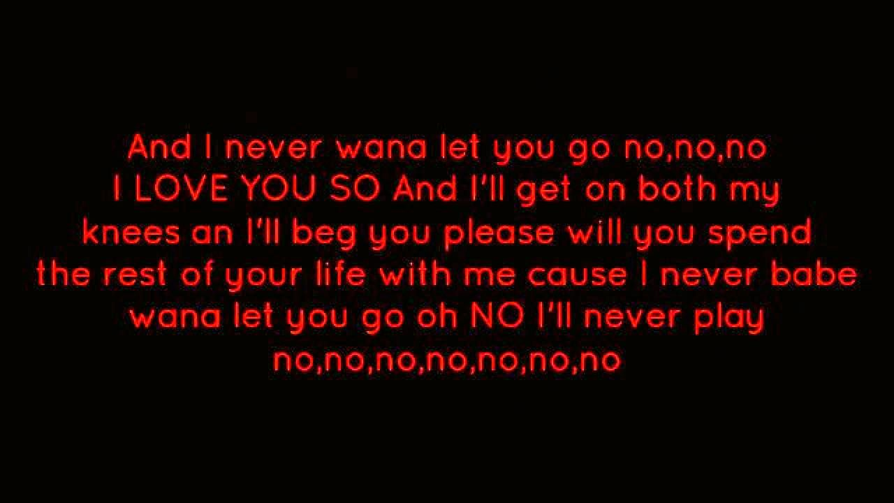 oh no you never let go lyrics
