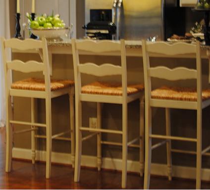 Sillas para el desayunador sillas desayunador for Sillas para desayunador