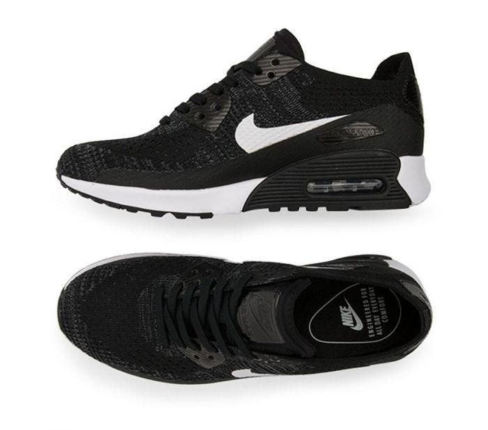 premium selection 9dc9a c5d63 Shop Nike Womens Air Max 90 Flyknit Ultra 2.0 Online   Platypus Shoes
