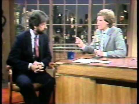 Michael Nesmith (Monkees) on David Letterman (8:13)