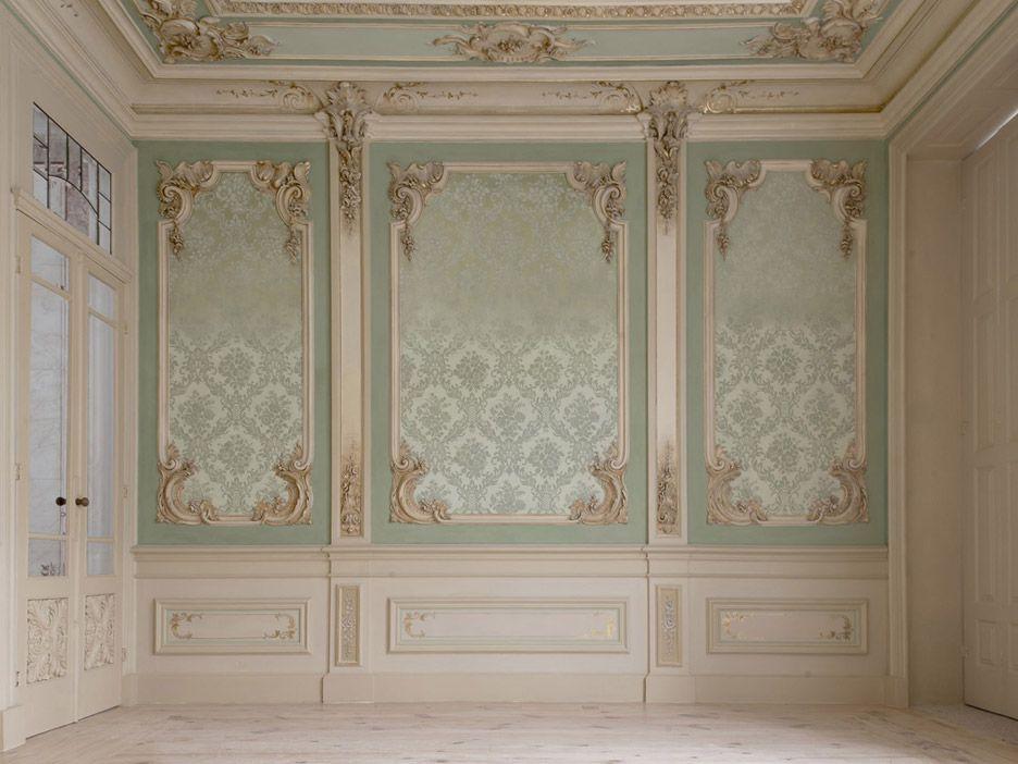 Nps Arquitectos Creates A New Headquarters For The Portuguese Architectural Association Luxury House Interior Design Decor Classic Interior