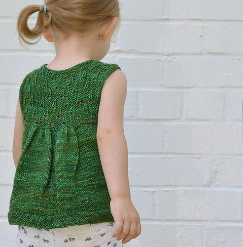Belle Isle pattern by Heidi Atwood-Reeves   Tejido, Vestidos túnicas ...