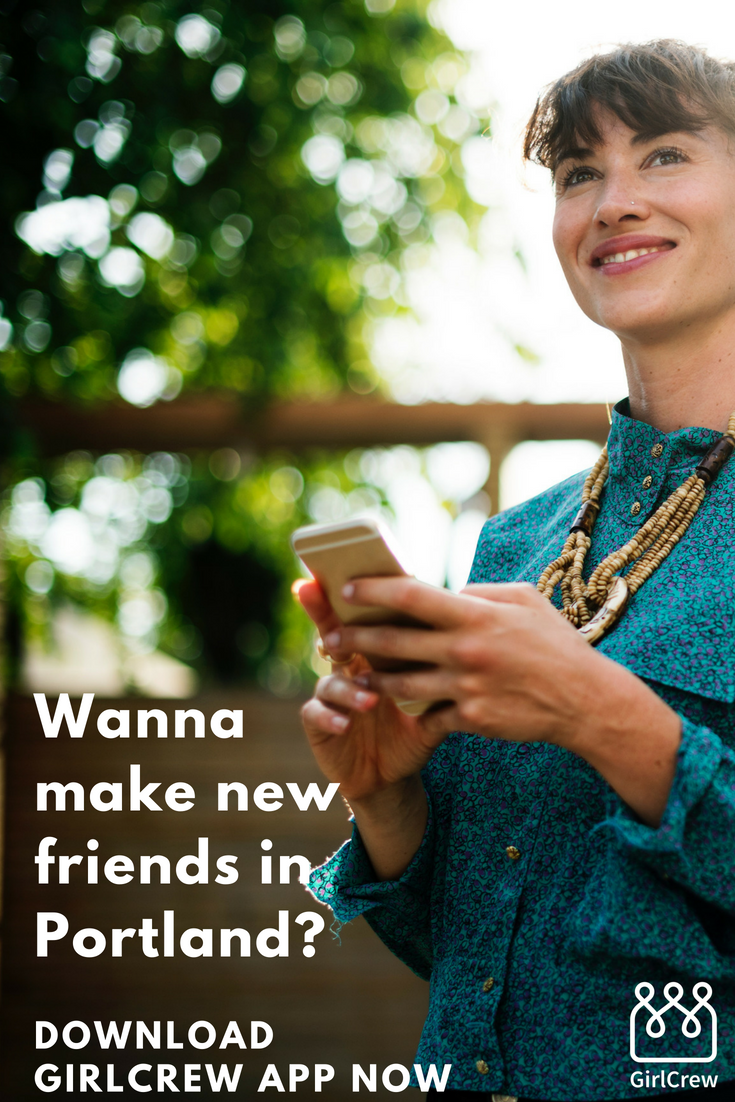 The Easiest Way To Make New Friends In Portland By Crew
