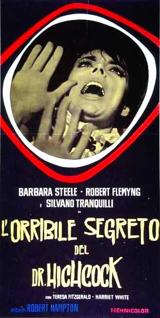 The Horrible Dr. Hichcock (1962) (Italy)
