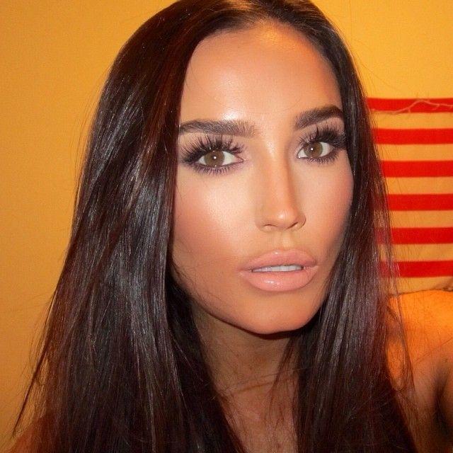 amazing makeup artist @patrickta
