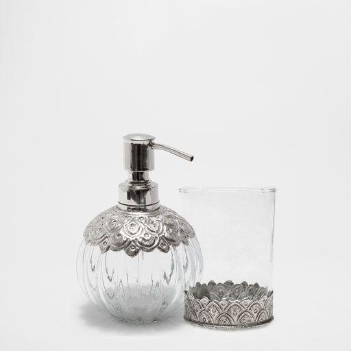 Bathroom Accessories Zara Home United States Glass Bathroom