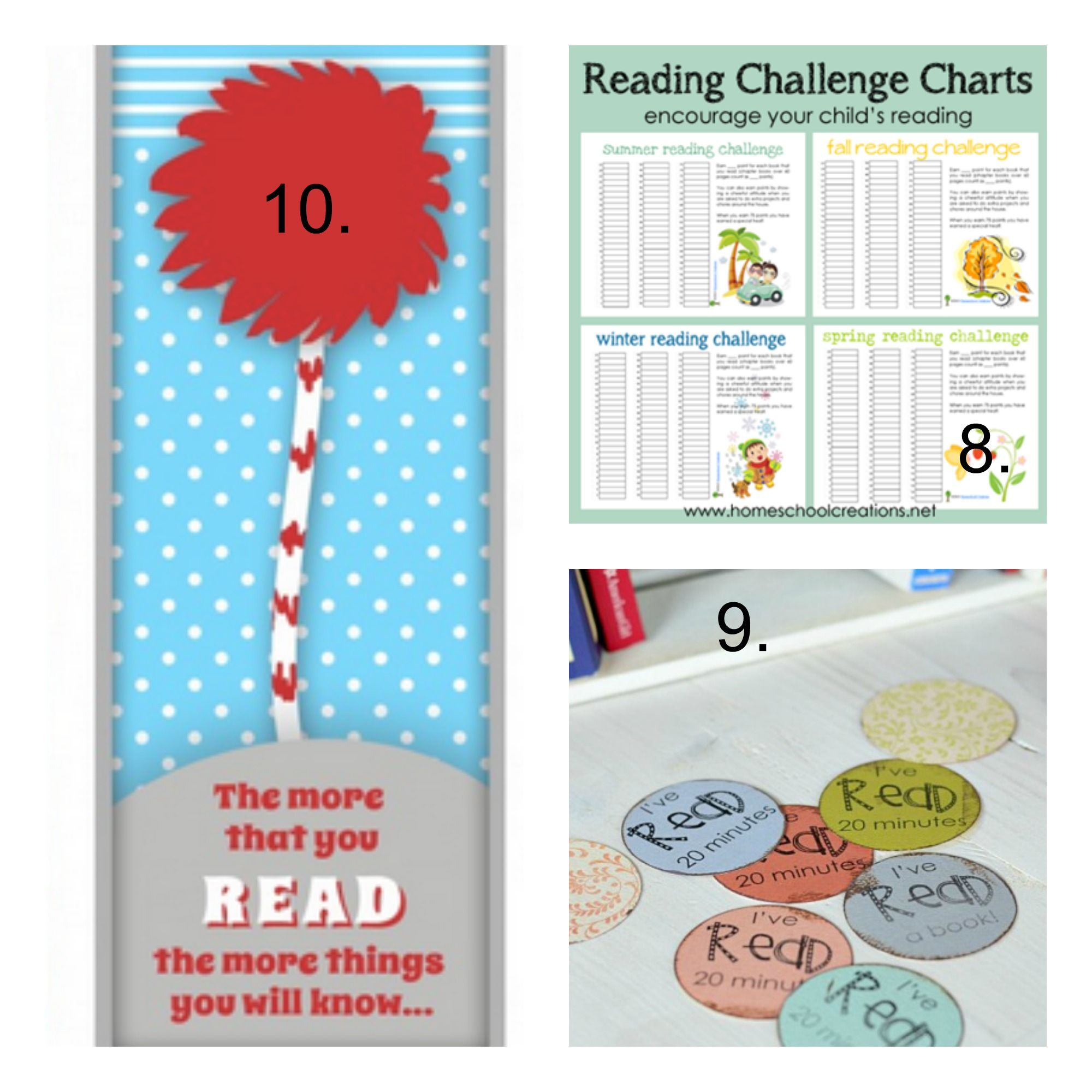 Free Summer Reading Log Printables And Activities