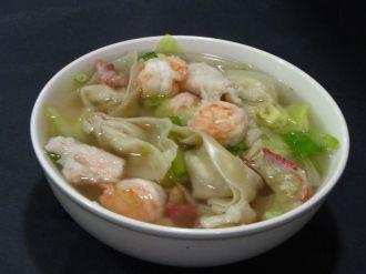 Wor Wonton Soup by Mandarin Chinese Food & Sushi in Covina, CA